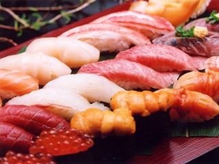 大阪府岸和田市|駅前にある寿司ダイニング【 旬彩 dining sushi なかの 】のにぎり寿司