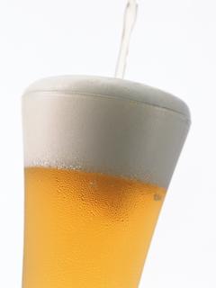大阪府岸和田市|駅前にある寿司ダイニング【 旬彩 dining sushi なかの 】のビール